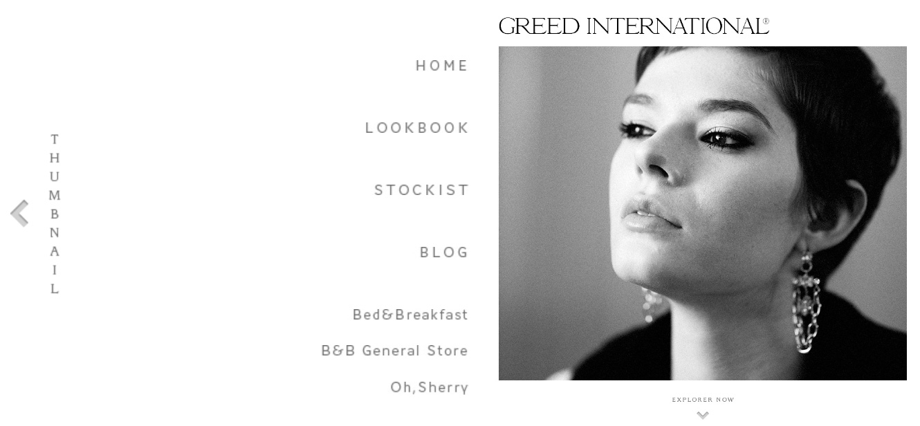 Greed International 1